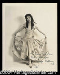 Autographs, Madge Bellamy Vintage Signed Photograph