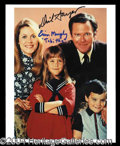 Autographs, Bewitched Great Signed Photo Lot