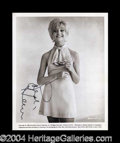 Autographs, Goldie Hawn Rare Vintage Signed Photo