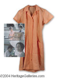 "Autographs, Jennifer Lopez Screen Worn Uniform from ""Blood and Wine"""