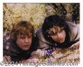 Autographs, Lord of the Rings Signed 8 x 10 Photo