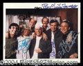 Autographs, MASH Rare Cast Signed Photograph