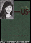 Autographs, Danica McKellar 1992 High School Yearbook