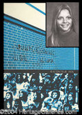 Autographs, Michelle Pfeiffer 1976 High School Yearbook