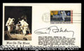 Autographs, Gene Roddenberry Rare Signed Commemorative Cover