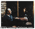 Autographs, Silence of the Lambs Hopkins/Foster Signed Photo
