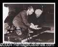 Autographs, James Stewart Great Signed Photograph