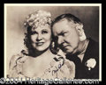 Autographs, Mae West Signed 8 x 10 Photograph