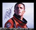 Autographs, Ben Affleck In-Person Signed Photo