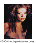 Autographs, Amber Benson In-Person Signed Photo