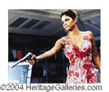 Autographs, Halle Berry Signed 8 x 10 Photograph