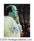 Autographs, Peter Boyle Young Frankenstein Signed Photo