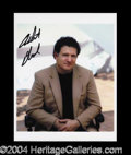 Autographs, Albert Brooks In-Person Signed Photo
