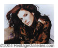 Autographs, Sandra Bullock In-Person Signed Photo