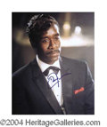 Autographs, Don Cheadle Rat Pack Signed Photos