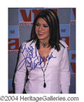 Autographs, Kelly Clarkson American Idol Signed Photo