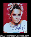 Autographs, Rachel Leigh Cook In-Person Signed Photo