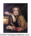 Autographs, Sheryl Crow Signed 8 x 10 Photo