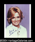 Autographs, Angie Dickinson In-Person Signed Photo