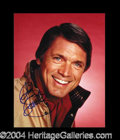 Autographs, Chad Everett In-Person Signed 8 x 10 Photo