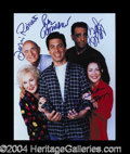 Autographs, Everbody Loves Raymond Cast Signed Photo