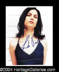 Autographs, Linda Fiorentino In-Person Signed Photo