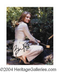 Autographs, Bridget Fonda In-Person Signed Photo