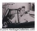 Autographs, Joan Fontaine Signed 8 x 10 Photograph