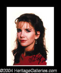 Autographs, Melissa Gilbert In-Person Signed Photo