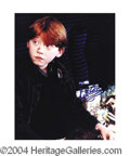 Autographs, Rupert Grint Harry Potter Signed Photo