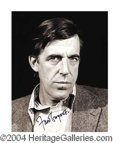 Autographs, Fred Gwynne Signed 8 x 10 Photograph