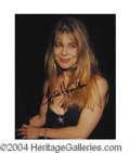 Autographs, Linda Hamilton In-Person Signed Photo