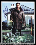 Autographs, Billy Joel Signed 8 x 10 Photograph