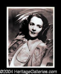 Autographs, Ruby Keeler Signed 8 x 10 Photograph