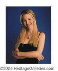 Autographs, Lisa Kudrow In-Person Signed Photograph