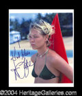 Autographs, Sanoe Lake In-Person Signed Photo