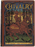 Books:First Editions, Léon Gautier. Chivalry. London: Routledge and Sons, Limited,1891....