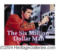 Autographs, Lee Majors In-Person Signed Photo
