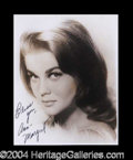 Autographs, Ann-Margret Beautiful Signed Photograph