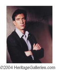 Autographs, Dylan McDermott In-Person Signed Photo