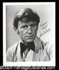Autographs, Roddy McDowall Signed 8 x 10 Photograph
