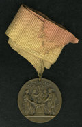 Expositions and Fairs, 1904 St. Louis World's Fair Medal and Ribbon....