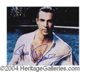 Autographs, Adrian Paul In-Person Signed 8 x 10 Photo