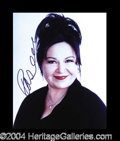 Autographs, Roseanne Barr In-Person Signed Photo