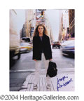 Autographs, Keri Russell In-Person Signed Photo