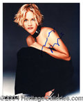 Autographs, Meg Ryan In-Person Signed Photo