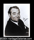Autographs, Red Skelton Signed 8 x 10 Photograph