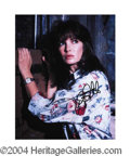 Autographs, Jaclyn Smith In-Person Signed Photo