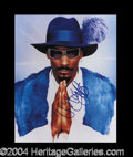 Autographs, Snoop Dogg Great Signed Photo