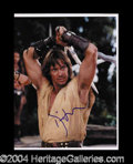 Autographs, Kevin Sorbo In-Person Signed Hercules Photo